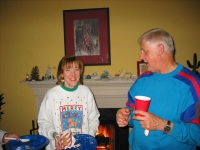 Holiday Party - 2002